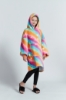 Picture of Delux Kids Blanket Hoodie - Rainbow8