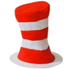 Picture of Red & White Stripe Costume Hat