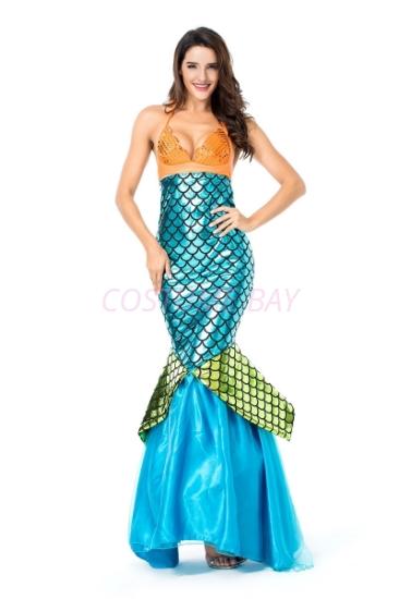 Picture of Women Mermaid Dress