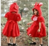 Picture of Girls Rabbit dress - Red