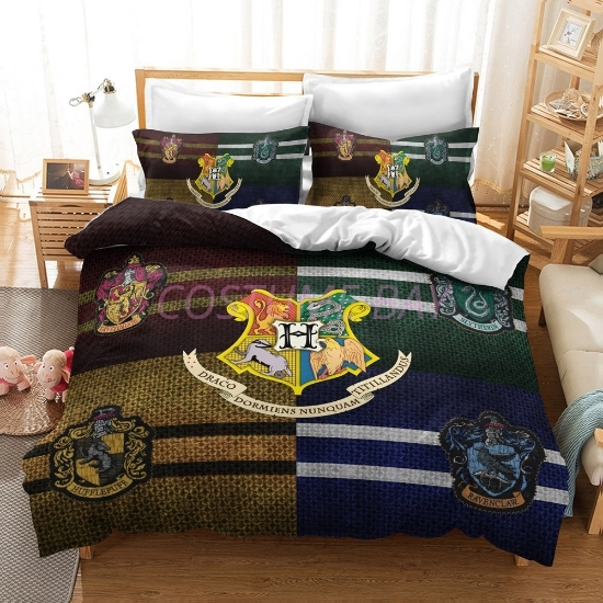 Picture of Duvet Cover Set with Pillowcase - Harry Potter