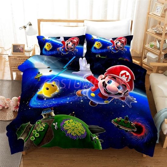 Picture of Super Mario Bed Duvet Cover Set