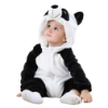 Picture of Panda Baby Kigurumi Onesie Romper