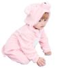 Picture of Pink Pig Baby Kigurumi Onesie Romper