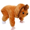 Picture of Brown Lion Baby Kigurumi Onesie Romper