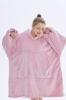 Picture of Oversized Winter Blanket Hoodie - Fruit
