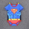Picture of Baby Kids Romper Jumpsuit - Red Sipderman