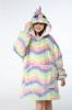 Picture of Kids Animal Hooded Blanket Hoodie