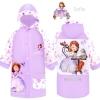 Picture of Pink Frozen Kids Girls Raincoat