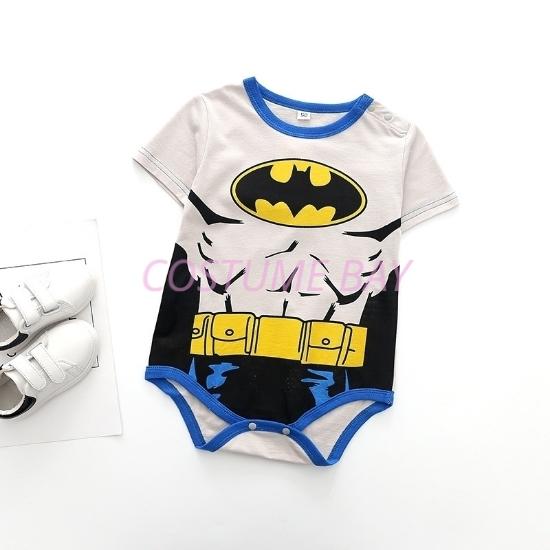 Picture of Baby Kids Romper Jumpsuit - Batman